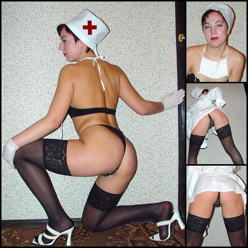 geile Krankenschwester Telefonsex